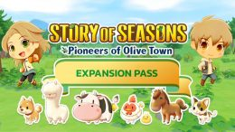 Story of Seasons: Pioneers of Olive Town Expansion Pack