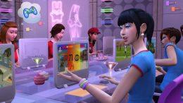 The Sims 4 PC Club