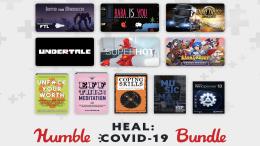 Humble COVID 19 bundle