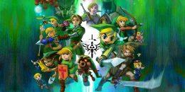 Zelda game series