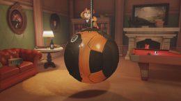 overwatch wrecking ball 8 ball skin