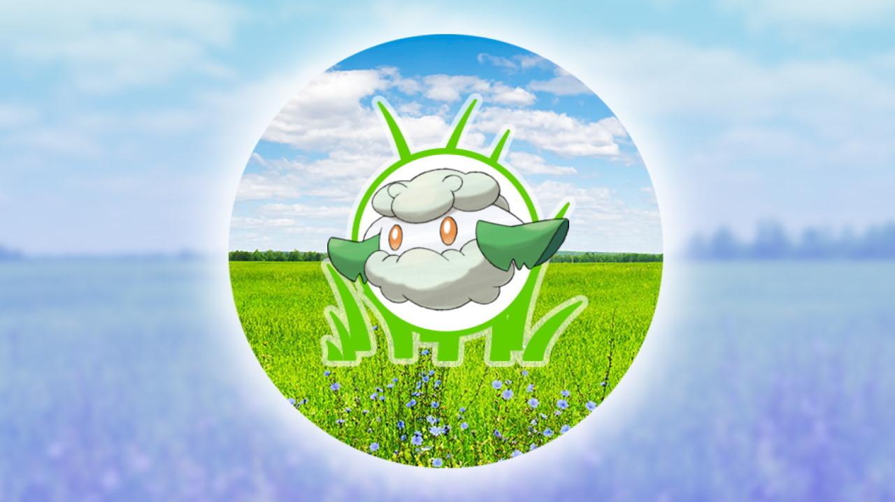 Pokemon-GO-Cottonee-Spotlight-Hour-Guide