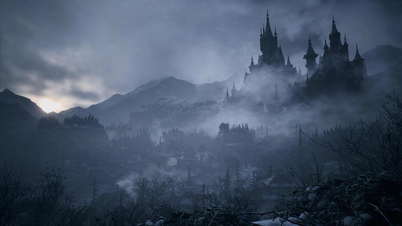 Resident-Evil-Village-Castle