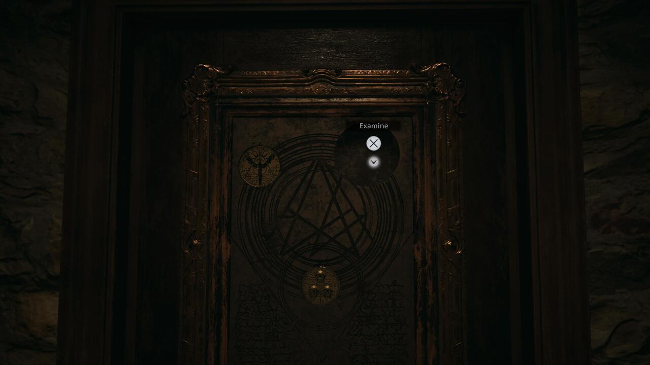 Resident-Evil-Village-House-Beneviento-Door