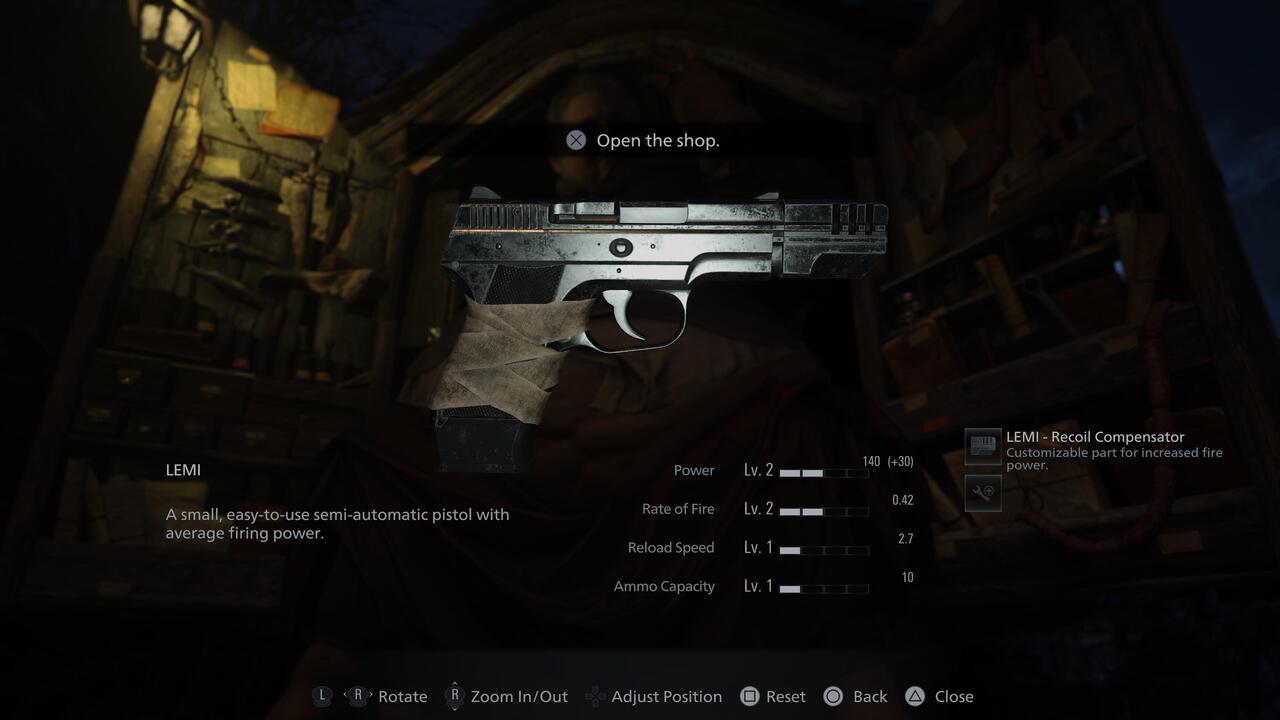 Resident-Evil-Village-LEMI-Pistol