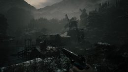Resident Evil Village Moreau Reservoir