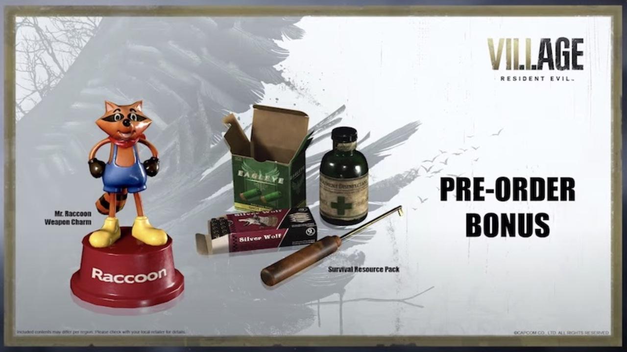 Resident-Evil-Village-Pre-Order-Bonus