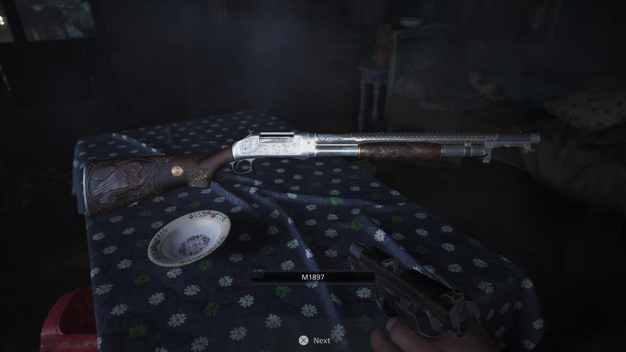 Resident-Evil-Village-Shotgun