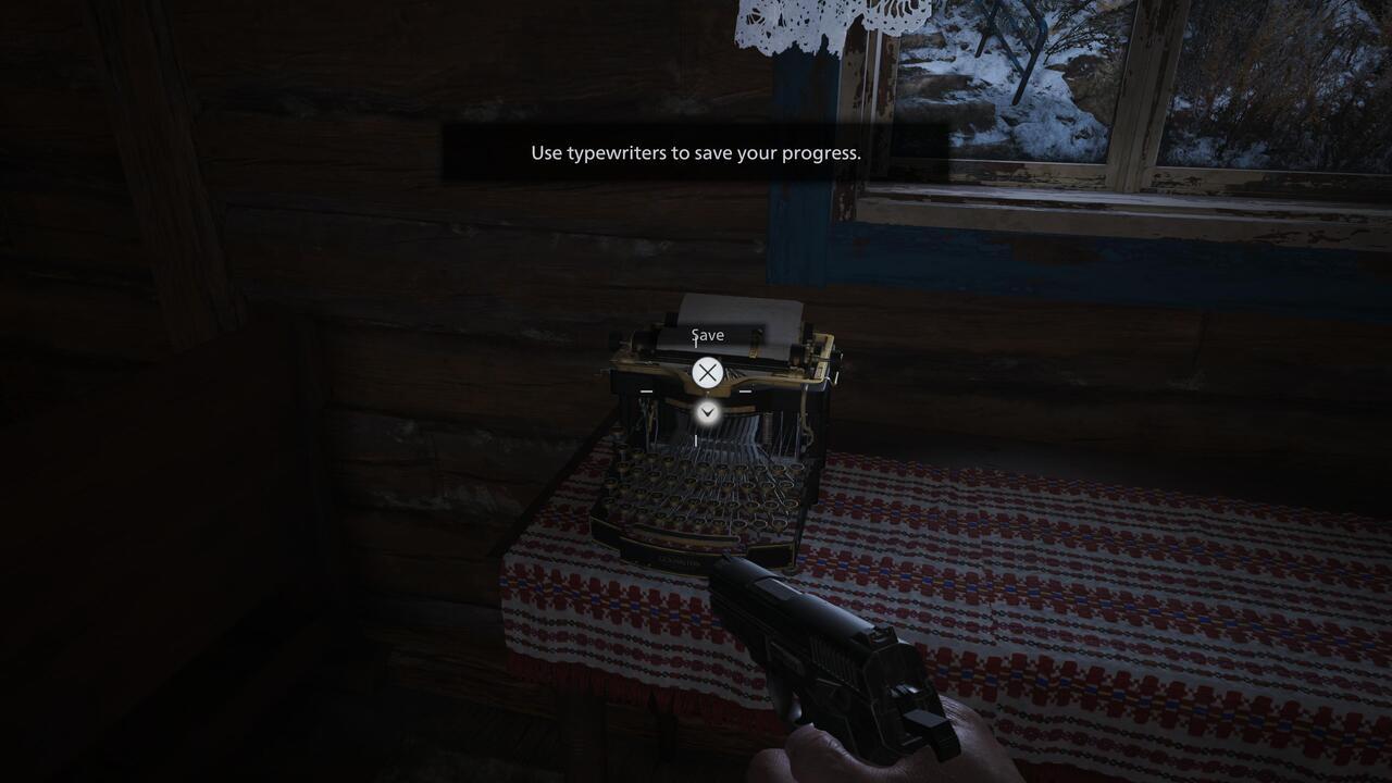 Resident-Evil-Village-Typewriter-Save