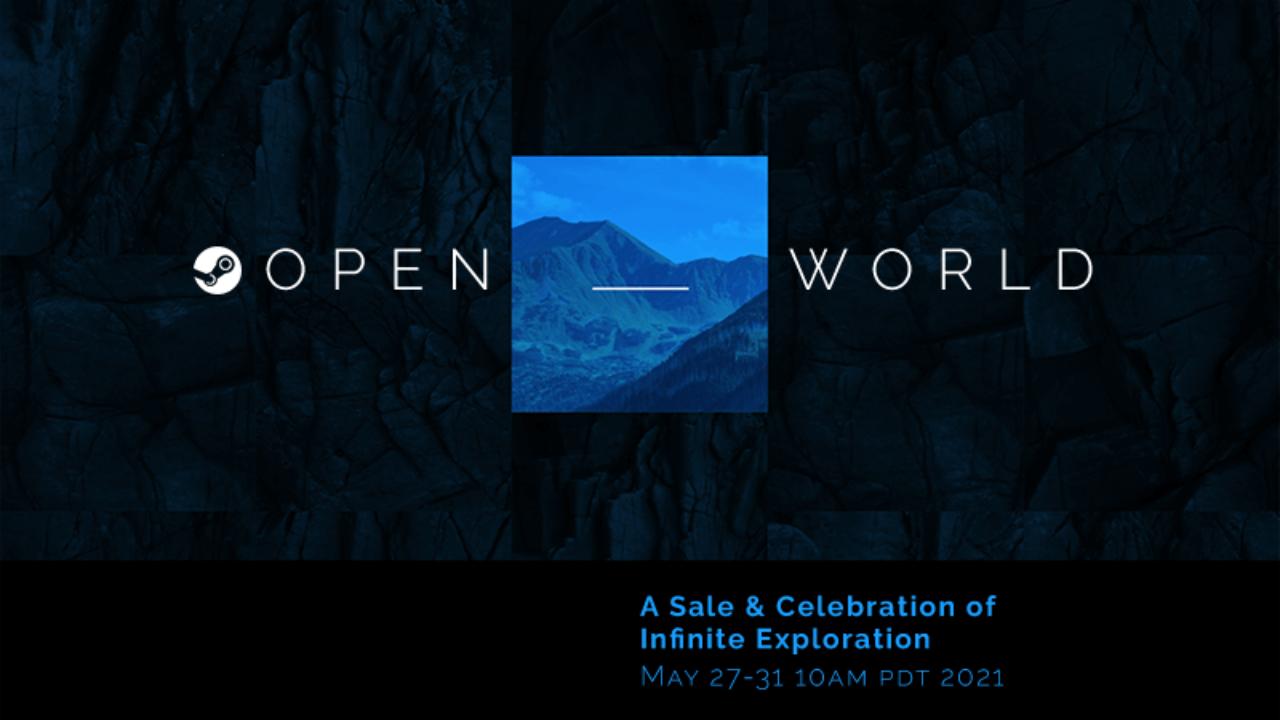 Steam Open World Sale