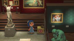 Animal Crossing: New Horizons International Museum Day