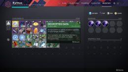 Destiny 2 Decrypted Data: How to Get Decrypted Data for Season of the Splicer