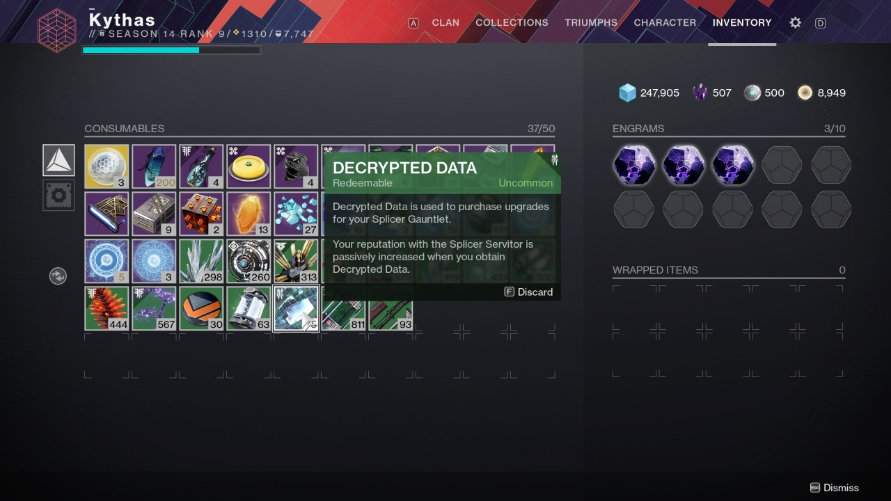 d2-splicer-decrypted-data