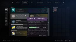 Destiny 2 Synthstrand: How to Get Transmog Material for Ada-1