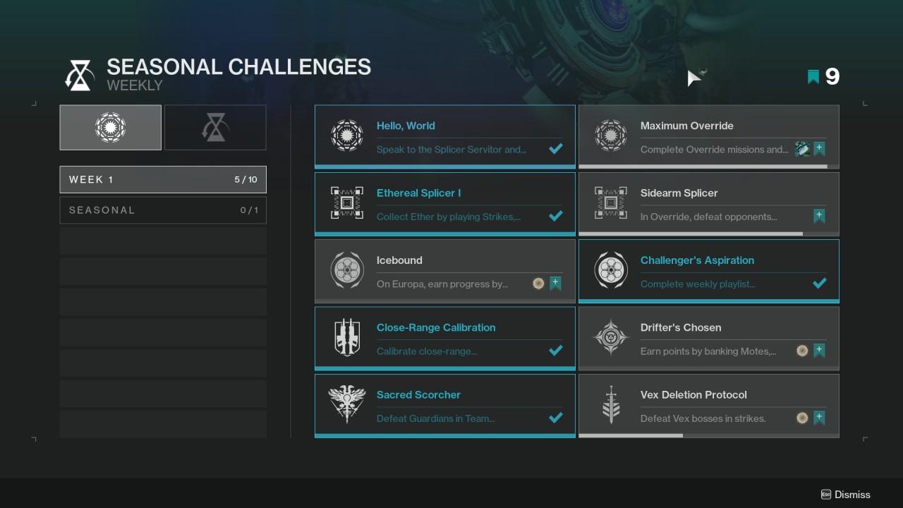 d2-splicer-week-1-challenges