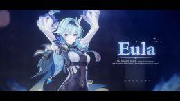 Genshin Impact Eula Build and Character Guide