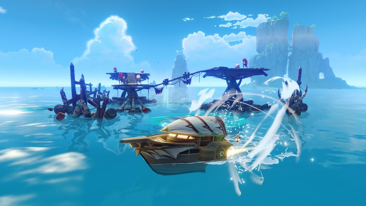 genshin-impact-version-1.6-midsummer-boat