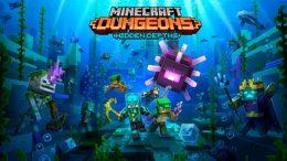 Minecraft Dungeons Hidden Depths Update 1.17