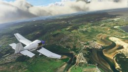 Microsoft Flight Simulator update