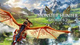 Monster Hunter Stories 2 title image