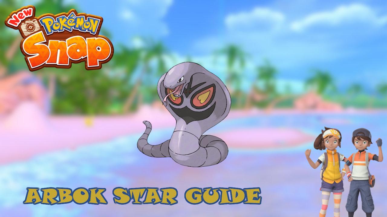 new-pokemon-snap-arbok