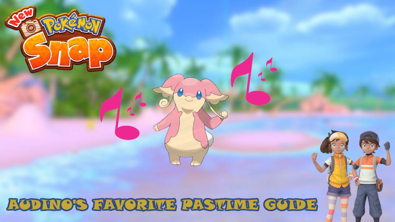 new-pokemon-snap-audinos-favorite-pastime