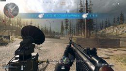 Call of Duty Warzone Satellite Crash Imminent