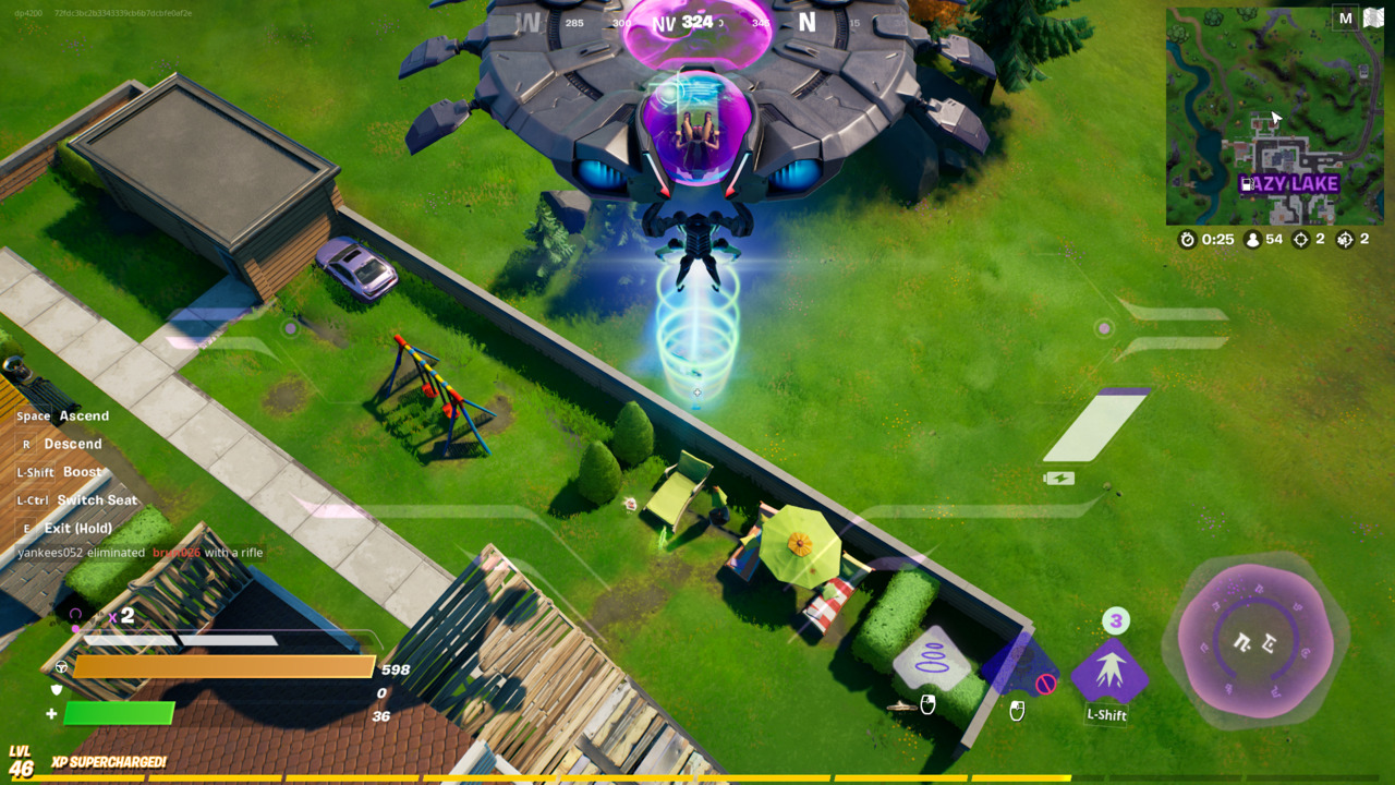 Fortnite-Abduct-an-Opponent-with-Saucer-Tractor-Beam