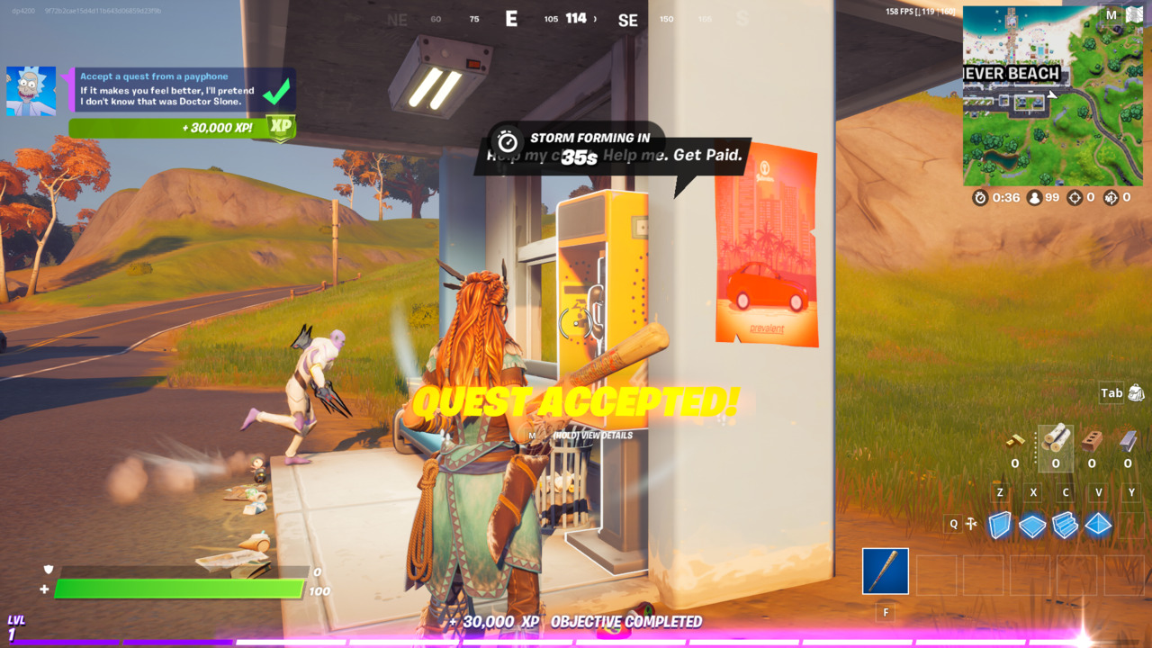 Fortnite-Payphone-Quest