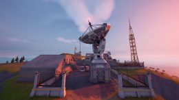Fortnite Satellite Equipment