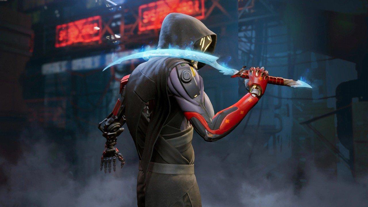 Ghostrunner-Jack