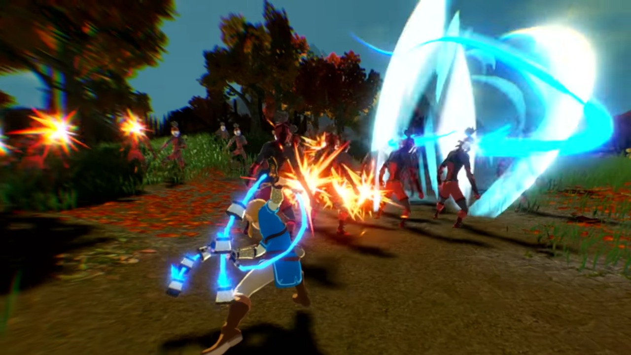 Hyrule-Warriors-Age-of-Calamity-Link-Flail-Gameplay