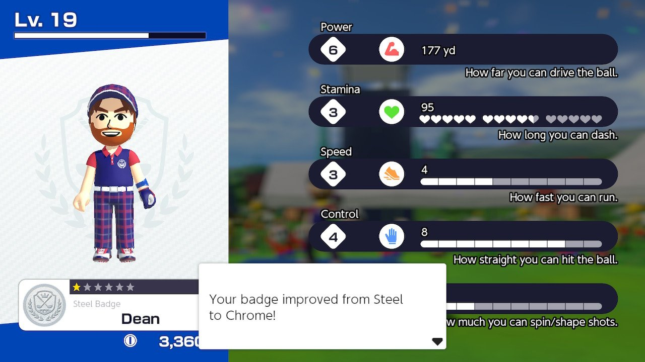 Mario-Golf-Super-Rush-How-To-Get-A-Chrome-Badge