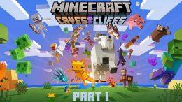 Minecraft Caves and Cliffs Part 1