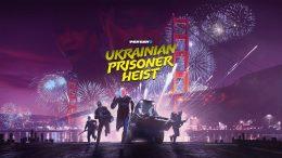 Payday 2 Ukrainian Prisoner Heist