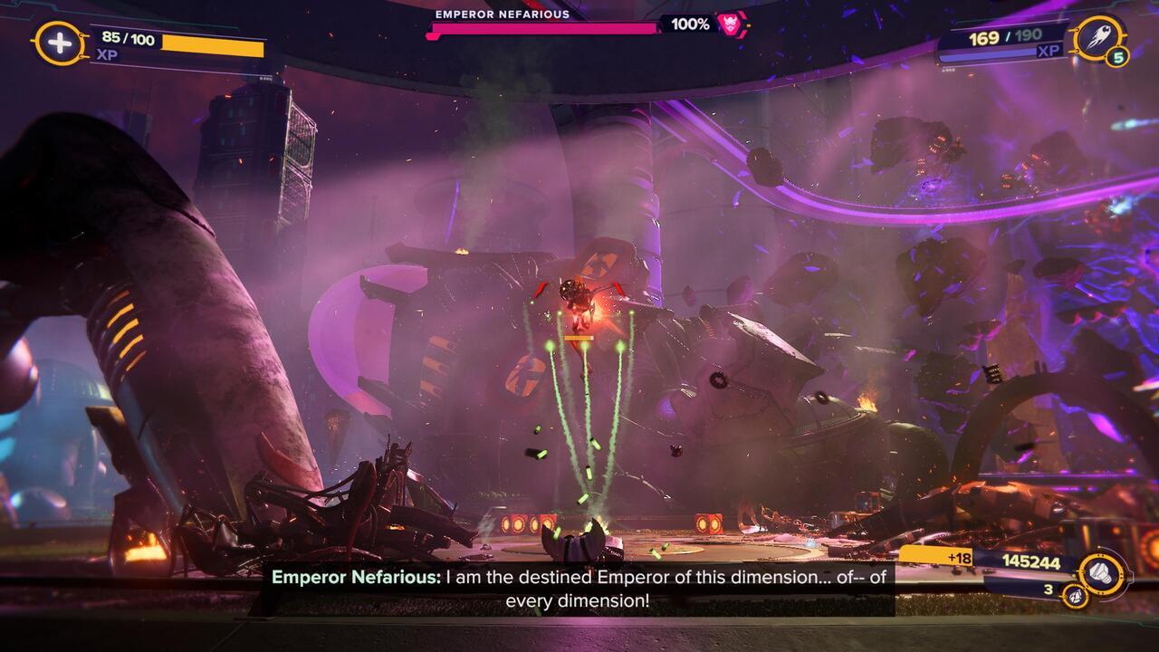Ratchet-and-Clank-Rift-Apart-Emperor-Nefarious-Boss-Battle