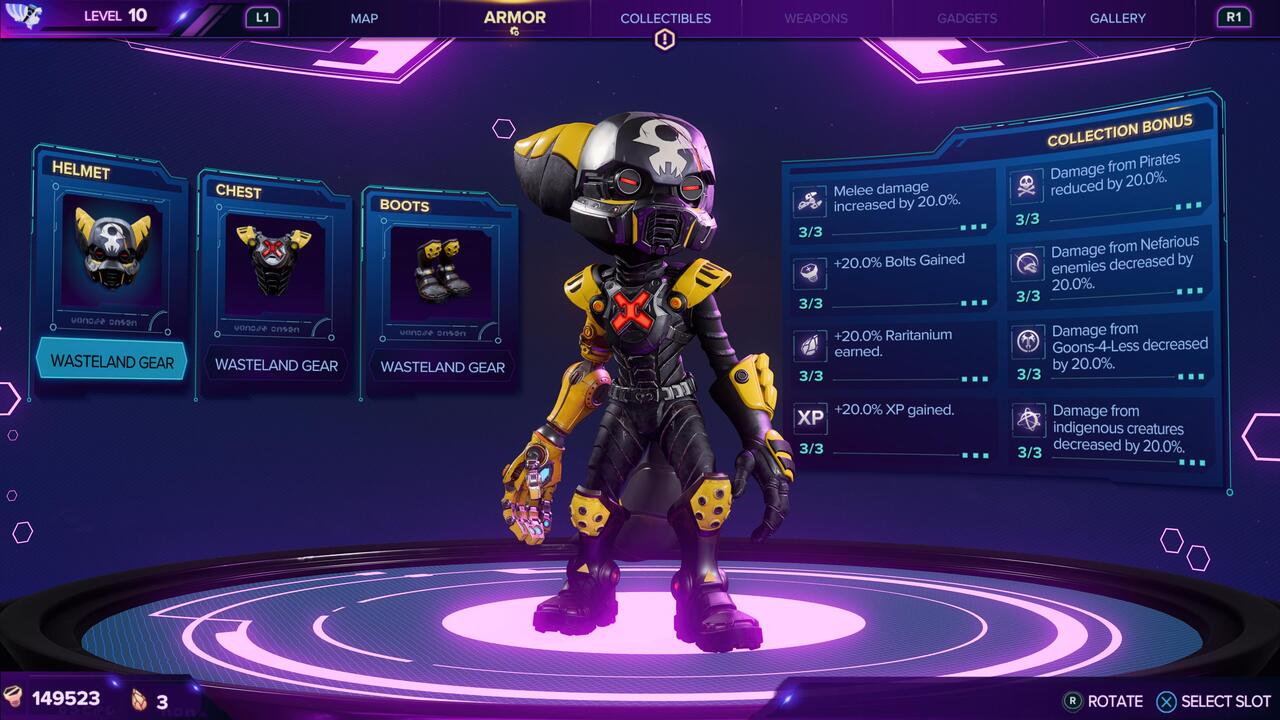 Ratchet-and-Clank-Rift-Apart-Wasteland-Gear