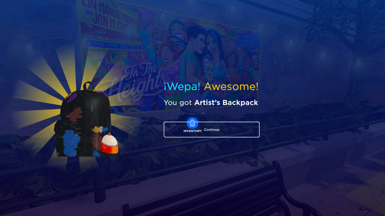 Roblox-Artists-Backpack