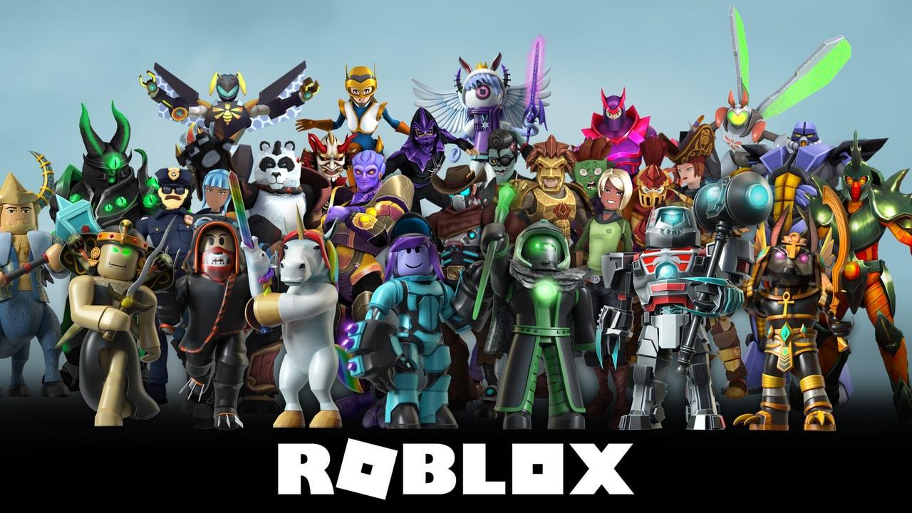 Roblox-Avatar-Lineup