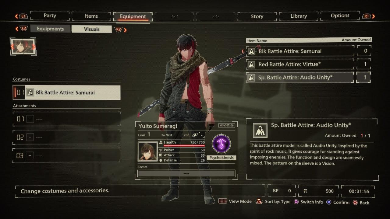 SCARLET-NEXUS_change-outfit