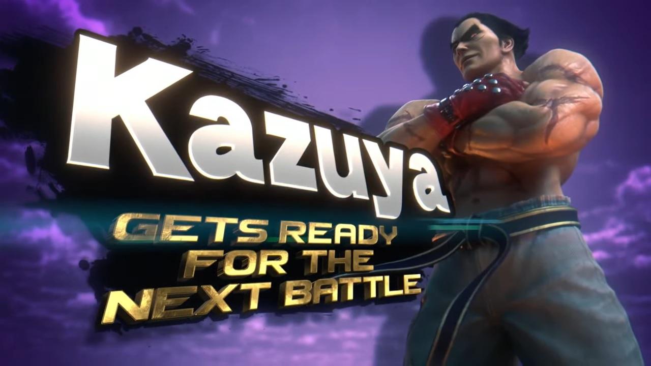 Super-Smash-Bros.-Ultimate-Reveals-Tekkens-Kazuya-As-Next-DLC-Fighter
