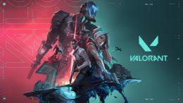 Valorant Episode 3 Key Art with Logo