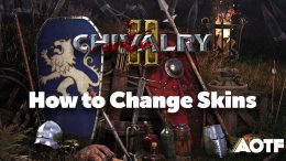Chivalry 2 - How to Change Skins