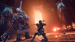 Dungeons & Dragons: Dark Alliance - Companions Versus Giant