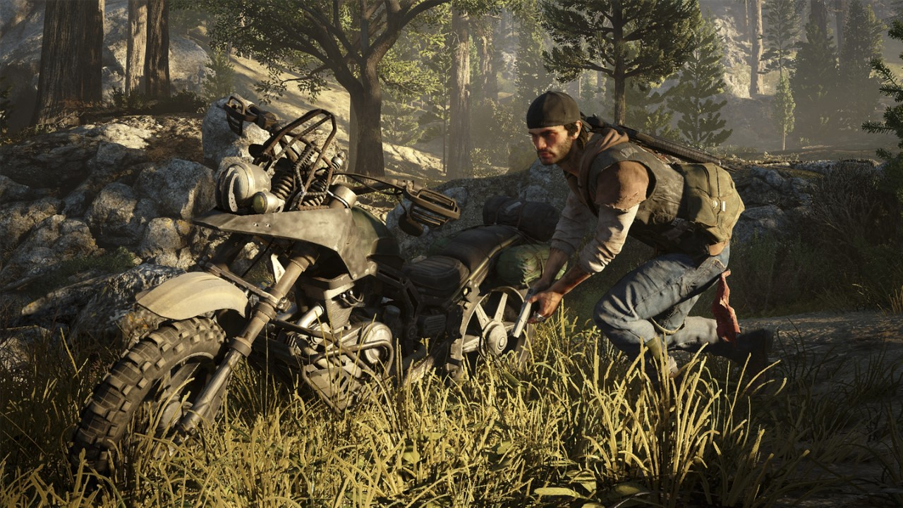 Days Gone (PC) Update 1.04 Patch Notes