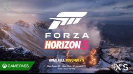 Tour Mexico when Forza Horizon 5 Debuts this November