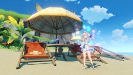 Genshin Impact Version 1.6 - Summertime Barbara
