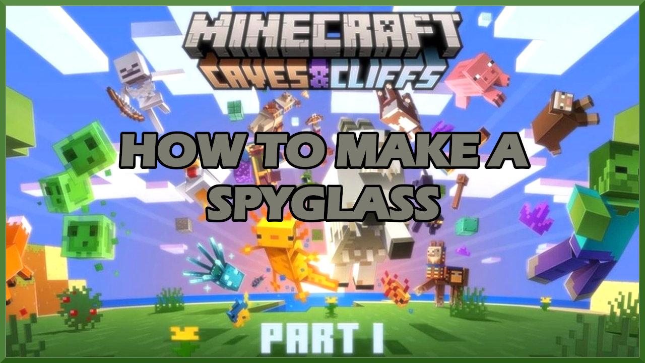 minecraft-make-spyglass