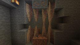 Minecraft Pointed Dripstone