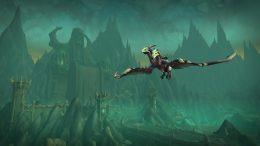 Shadowlands - Flying